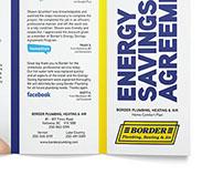 Border Plumbing Brochure