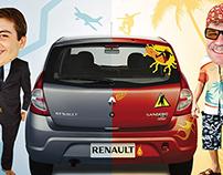 Anúncio Renault