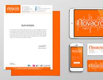 Novacroft Branding