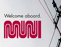 MUNI: Welcome Aboard