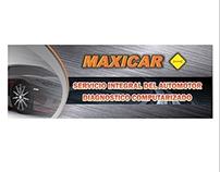 Diseño de Cartel para Establecimiento Mecánico