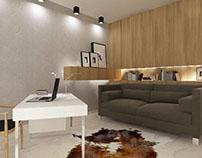 home office interior design ~