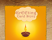 Greetings Card Store App