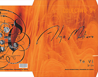 Label Pack Design For Te Vi from Alejo Martinez ©2008