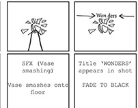 Storyboard Samples (2009- Present)