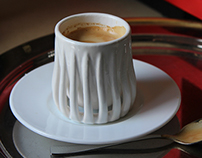"Espresso cup ""Bamboo Groves"""