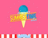 Summertime Album // Videohive