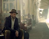 "Alfie Boe ""If You Go Away"" - Music Video"