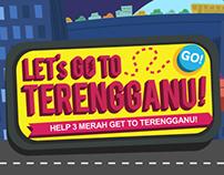 Let's go to Terengganu!
