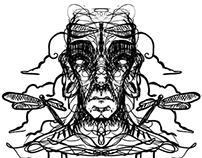 Symmetrical Ink