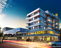 ADAC building in Germany