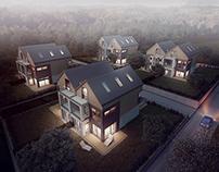 """Housing estate """"Na Wirach"""""""