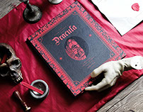 Dracula - Illustrated Book