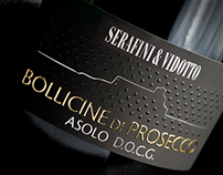 Packaging, Label for Prosecco Wine