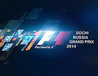 SOCHI RUSSIA GRAND PRIX 2014