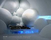 Rosenbaum Icehotel Designs 2004 - 2007