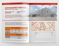 Template of Build-to-Suit Catalog of Moscow Region