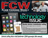 Floor Covering Weekly August 25 issue