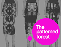 The patterned forest