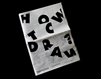 How to draw? Newspaper publication