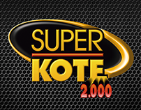 SUPERKOTE 2000 - Rebrand