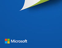 Nokia Microsoft Minimal Ad