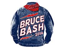 Bruce Bash Logo Concepts
