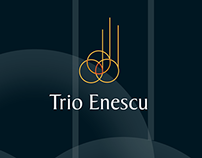 Corporate design Trio Enescu chamber musicians