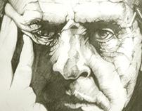 Illustration  - Sketchbook Pages