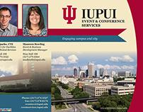 IUPUI Event Services Brochure