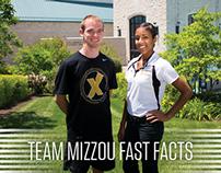Team Mizzou Fast Facts
