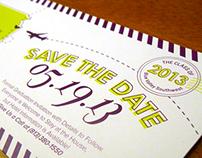 Graduation Destination Save the Dates