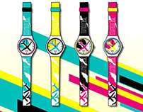 SWATCH CREART WATCHES