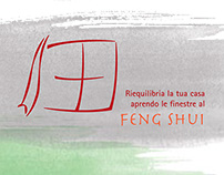 Feng Shui Consultant Flyer