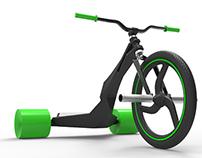 Plan de industrialización para triciclo deportivo