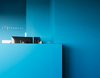 FEEL FREE - Trans.eu office interiors