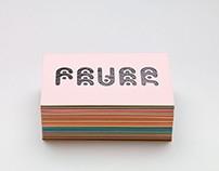 Studio Feuer – Identity 2010