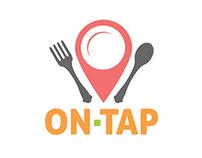 ON-TAP logo for Mobile App