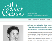 Juliet Curnow, Singing Teacher