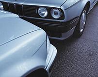 Cars on medium format