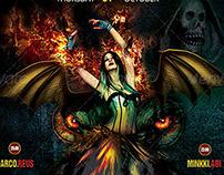 Halloween Poster | Flyer