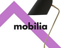 Mobilia - webdesign