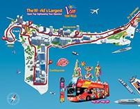 Mapas 3d  Citysightseeing Cartagena - Miami