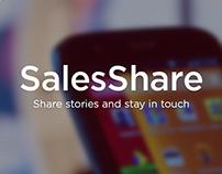 SalesShare Mobile App