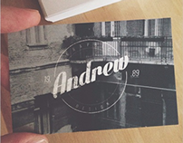 Printed Business Cards