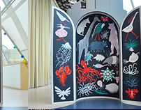 Cabinets of Curiosities – Esplanade Singapore