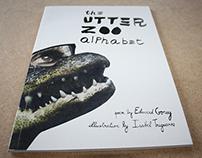 The Utter Zoo Alphabet
