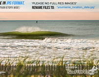 The Surfers View (Contribute Page)