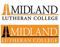Midland Lutheran College Logos, 2005-2007