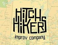 Hitchhikers Improv Company Logo 2014